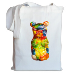 Gummy Bear Tote Bag