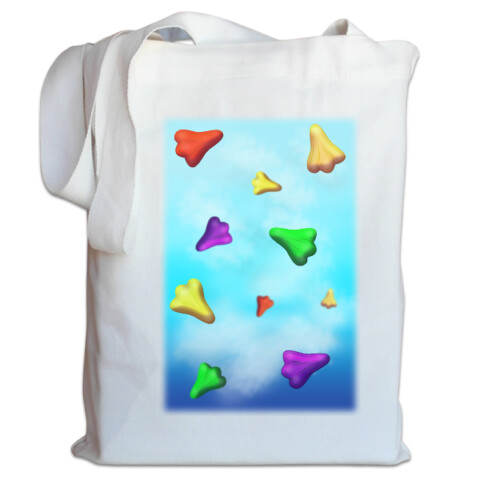 Jelly Plane Tote - Squibble